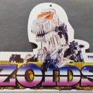 "Zoids 15"" Gojulas Hanging Promotional Store Display Tomy"