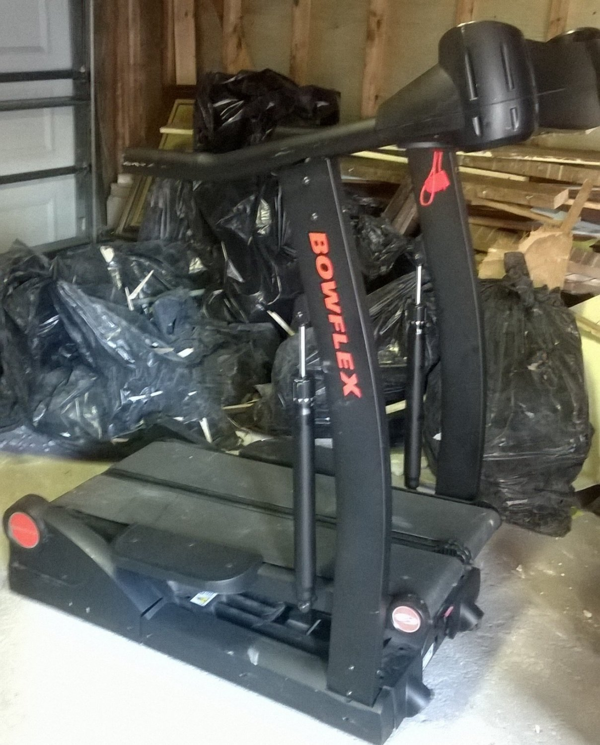 Bowflex Treadclimber Weight Loss: Used Bowflex Treadclimber TC5000 4 Exercise In One