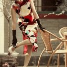 cheongsa traditional dress a traditional long dress silk cheongsam beautiful