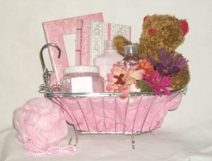 A Kiss of Bliss Gift Basket