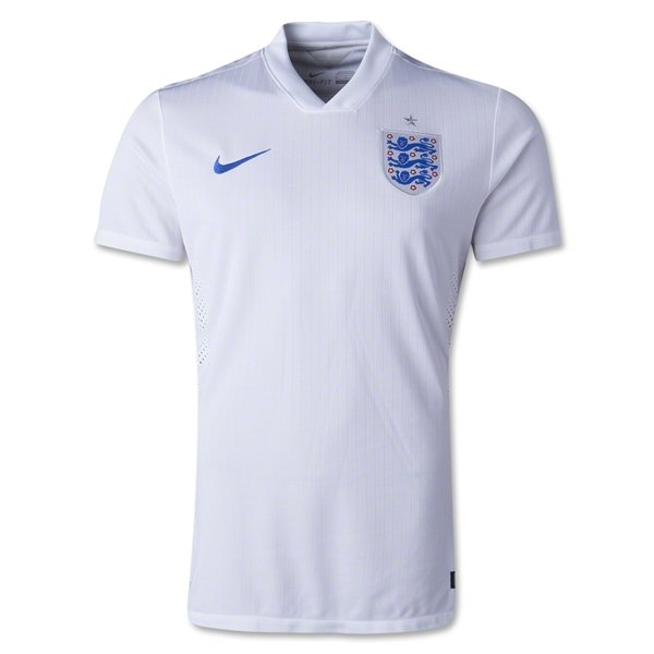 England Away football soccer jersey for kid youth age 5-6