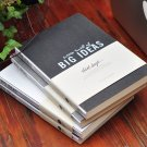 BIG IDEA Vintage Cardboard Cover White Blank Bullet Journal Diary Book - White