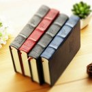 """The Way Of Love"" PU Leather Cover Retro Journal Diary Writing Books Planner"