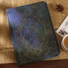 Elegant 1PC Retro Notebook Paper Journal Diaries Hard Cover Lined Writing Books