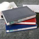 365 Diary Business Office School Notebook Journals Vintage Writing Planner