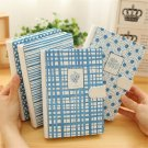 Hard Cover Cardboard Vintage Journal Notebook Lined Paper Diary Planner