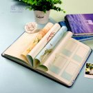 NEW Retro Creativity 1pc Journal Diary Hard Cover Lined Planner Notebook Agenda