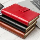 Premium Leather Cover 1PC Notebook Writing Journals Diaries Business Office Book