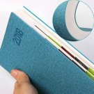2018 Retro PU Leather 1pc Notebook Paper Journals Diaries Planner Writing Book