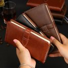 A6 Premium PU Cover Classic Business Travel Journals Lined Paper Diary Recording