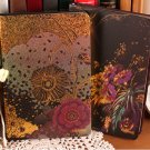 Retro Vintage Flower Notebook Personal Journals Writing Diary Mini Pocket Memo