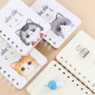 Cute Animal 1pc Journal Diary Bank Papers Notebook Study Working Pocket Memo