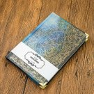 Paper Journal for Women Lined Pages Hardcover Vintage Design, Medium Size Diary