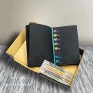 Black Paper Sketchbook Notebook for Drawing Writing with Glitter Gel Pens Pack