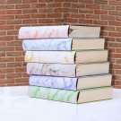Extra Thick 640 Pages Unlined Paper Marble Notebook Blank Journal Sketchbook, A5