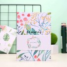 Hardcover Writing Journal Notebook with Blank Pages, Graph Pages & Dotted Pages