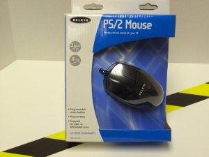 Belkin Mouse PS2 Black - [F8E813-PS2]