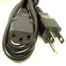PC Power Cord 6'