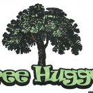 Organic T-shirt Tree Hugger Grow Peace Made in USA New with Tags S-M-L-XL-2XL
