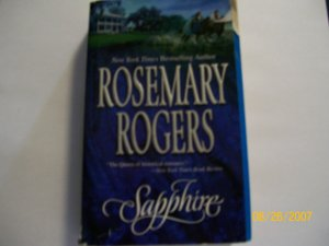 Sapphire by Rosemary Rogers