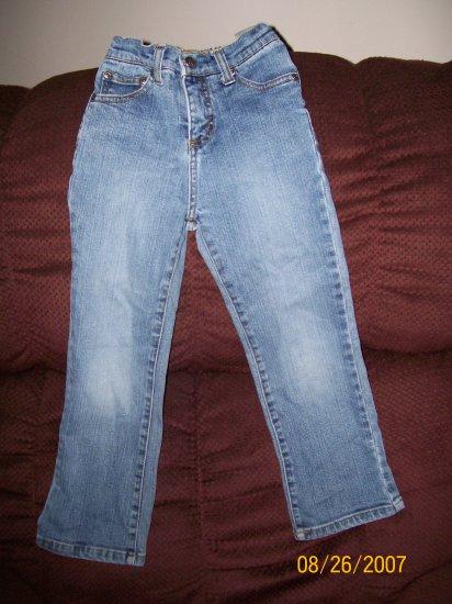 Girls Jeans Size 5 slim