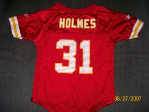 Infant Chiefs Jersey Size 12 Months