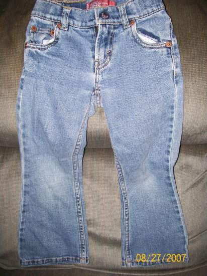 Girls Levi's Jeans Size 5