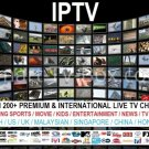 Premium Internet TV APK: Over 200 English, Malaysian, Indian, Chinese & Singaporean Channels