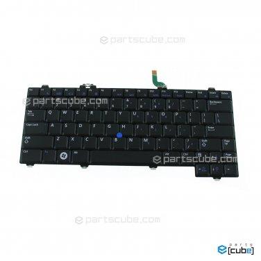 NEW F436F Dell Latitude XT XT2 XFR Black Laptop US Keyboard