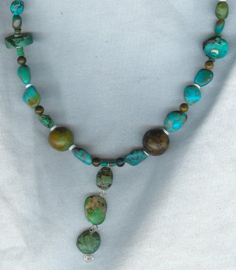 Chunky Turquoise ***ON SALE***