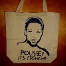 "Orange is the New Black ""Poussey"" Tote Bag / OITNB / Netflix / Lesbian LGBT New"