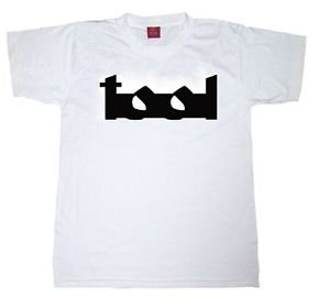 TOOL Band Toddler Kids T-shirt Music 90's Puscifer A Perfect Circle 2-3T 4T 6-8