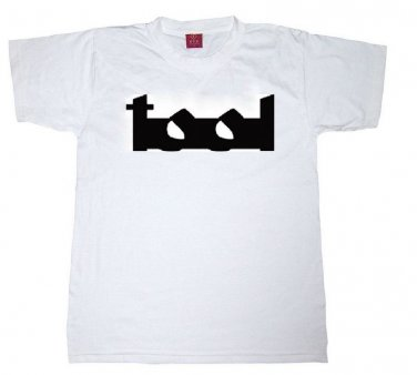 TOOL Band Toddler Kids T-shirt Music 90s Puscifer A Perfect Circle 2-3T 4T Small