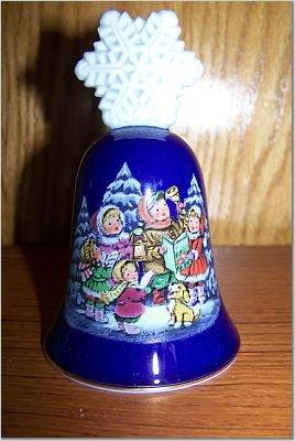 1987 Christmas Bell - Avon