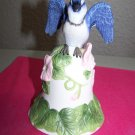 Blue Jay BELL * Pretty ~ Must See This! AVON