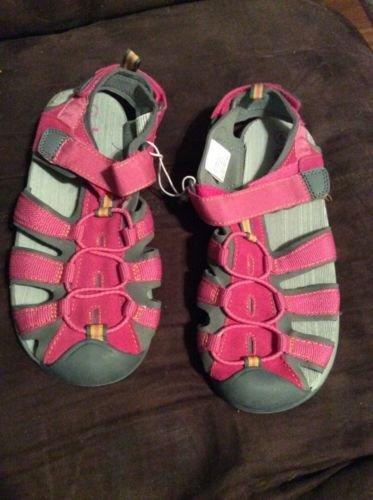 Circo Sandals Pink Shoes Washable Footwear Ladies Girls US/5 NWOT