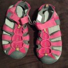 Circo Sandals Pink Shoes Washable Footwear Ladies Girls US/5 NWOT