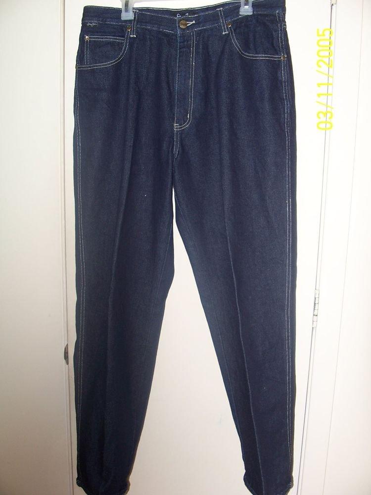 Mens sean john STONE WASH BLUE jeans 36/32  pre-owned