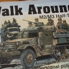 M2/M3 Half-tracks walk around