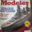 FineScale Modeler Sept 2002 Loon missile Type VIIC U-Boat IJN Fuso Panther tank