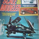 Scale Modeler June 1980  1/48 A-1H Skyraider P-47D Ki-27 Nate