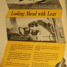 1945 Lear / Republic Seabee amphibian ad