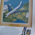Convair 880 Jetliner ad