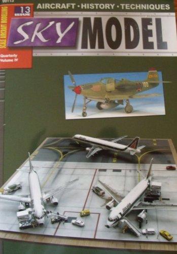 SkyModel Magazine Ba 349 Natter F9C-2 C.205 P-39N Yak-1