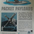 1950s  Aeroproducts C-119G Flying Boxcar ad
