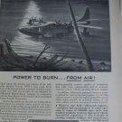 1950s Garrett / AiResearch / Convair XP5Y-1 (R3Y Tradewind) ad
