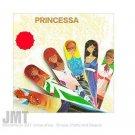 """Princessa Premium 6.5"""" inch Pretty Girl Emery Board Nail File Choose One"""