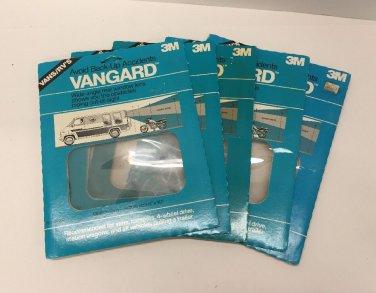 Vtg Lot 3m Vangard Wide Angle Rear Window Lens For Vans Campers 8x10 #07950