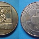 Farragut ID Moraine PA Boy Scouts BSA Jamboree 1973 medal