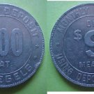 Chicago IL Spiegel's $100 Credit Deposit advertising token
